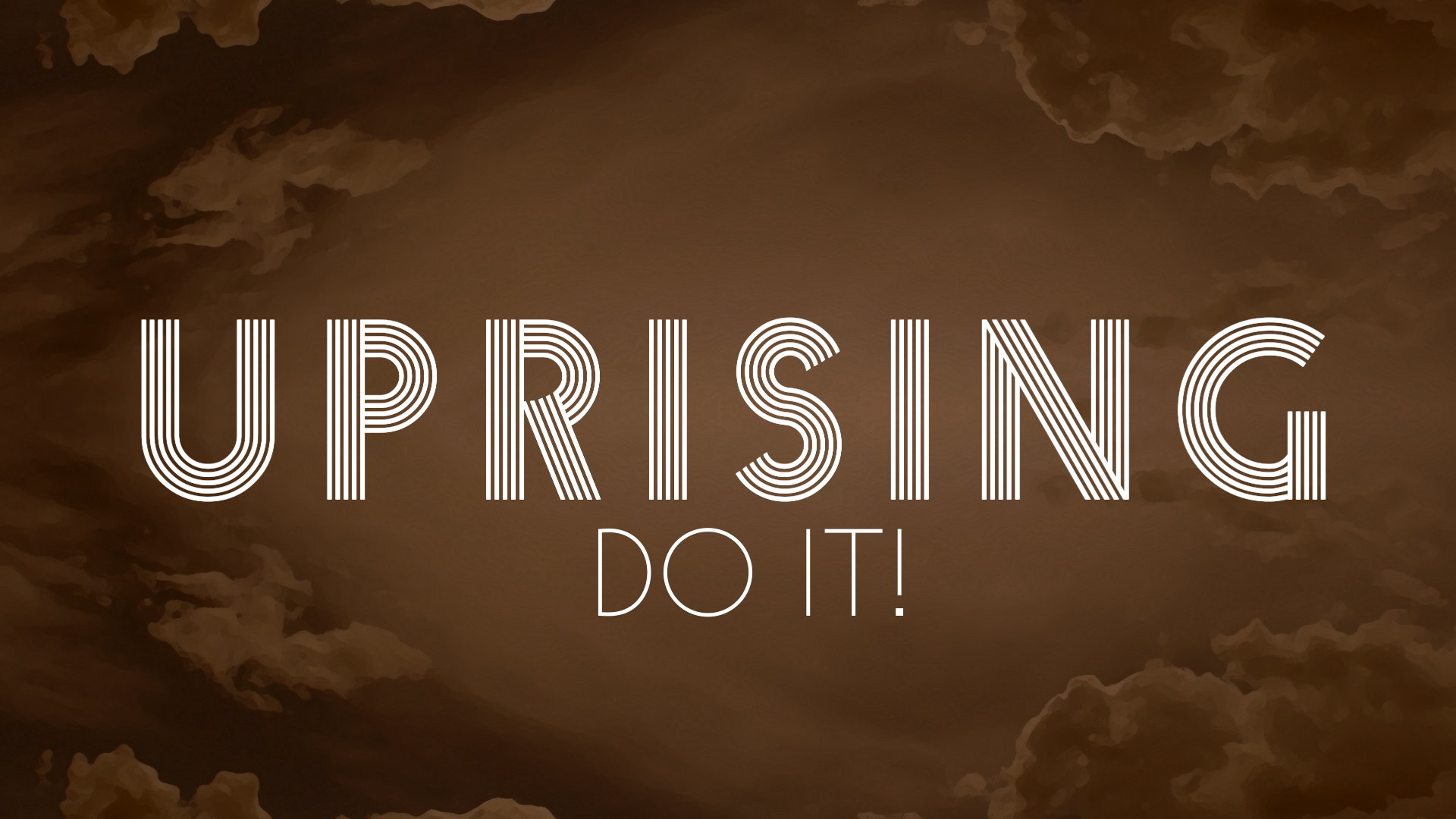 Premiere – Official Lyric Video of Uprising (Do it!) on Okay